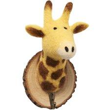 Felt Giraffe Trophy Key Hook