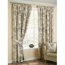 Jacobean Curtain Panels (Set of 2)