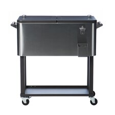 80 Qt. Cooler with Casters