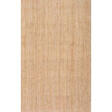 Montclair Hand-Woven Tan Area Rug