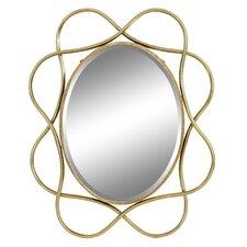 Janelle Iron Wall Mirror