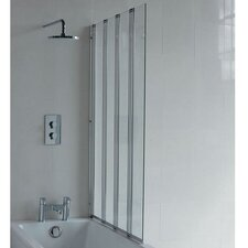 145cm x 88cm Folding Bath Screen