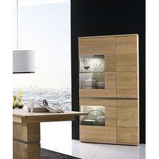 Taga Solid Wood Display Cabinet