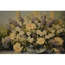 Flowering Bouquet Wall Hanging