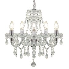 Marie 5 Light Chandelier