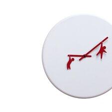 Analoge Wanduhr Time2Play 33 cm
