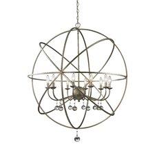 Acadia 10-Light Globe Pendant