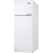 6.4 cu. ft. Compact Refrigerator with Freezer