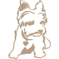 Compare Yorkie Wall Decal by Design With Vinyl Top Review