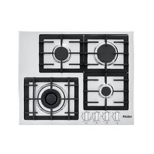 """25"""" Gas Cooktop with 4 Burners"""