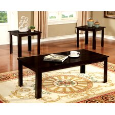 Kaldi 3 Piece Coffee Table Set by Hokku Designs