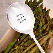 Mirrored Place Spoon