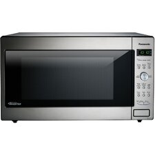 """23"""" 2.2 cu.ft. Countertop/Built-In Microwave with Genius Sensor and Inverter Technology"""