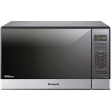 """21"""" 1.2 cu.ft. Countertop/Built-In Microwave with Genius Sensor and Inverter Technology"""