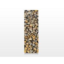 Wandgarderobe Homey Firewood