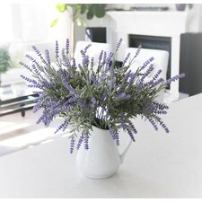Artificial Flower Bouquet for Home Decor and Wedding Decoration (Set of 8)