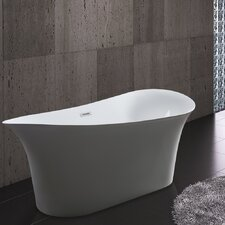 69 x 31.5 Soaking Bathtub by AKDY