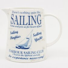 By the Sea Sailing 0.75L Pitcher