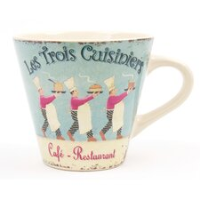 Les Trois Cuis Mug (Set of 6)