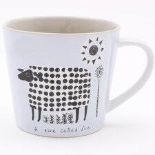 Scandinavian Sheep Mug by Jane Ormes (Set of 6)