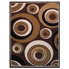 Order Online Olympic Brown Area Rug by L.A. Rugs Infomation Review