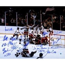 1980 USA Hockey Team Photographic Print