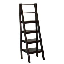 Santa Fe 46 Leaning Bookcase by Proman Products