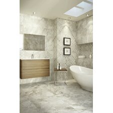 "Ikema 12"" x 24"" Porcelain Field Tile in Blaco"