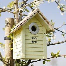 Cottage Mounted Bird House