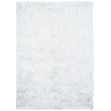 Moonlight Path White Area Rug