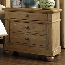 Ernestine 2 Drawer Bachelor's Chest by August Grove