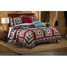 Colorado Lodge Bonus Reversible Quilt Set
