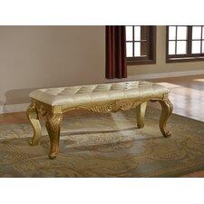 Burnett Upholstered Bench by Astoria Grand