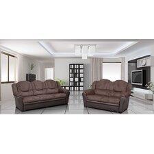 Texas 2 Piece Living Room Set