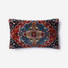 Lumbar Pillow by Loloi Rugs