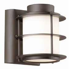 Hollywood Hills 1-Light Outdoor Sconce