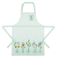 Pretty Posies Cotton Apron