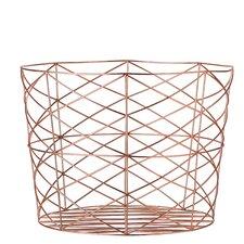 Metal Storage Basket