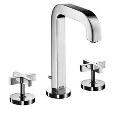 Axor Citterio Widespread Faucet with Cross Handles