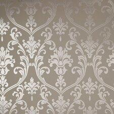 Palladio 10m L x 52cm W Damask Roll Wallpaper