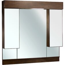Alum 46 x 46 Surface Mount Medicine Cabinet by American Imaginations