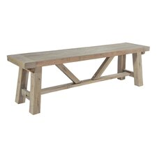 Bearpaw Wood Dining Bench