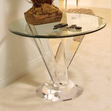 Spectrum End Table by Shahrooz