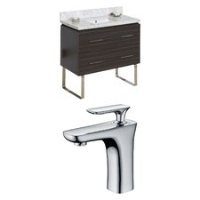 Xena 36 Single Bathroom Vanity Set by American Imaginations
