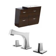 Vee 48 Single Bathroom Vanity Set by American Imaginations
