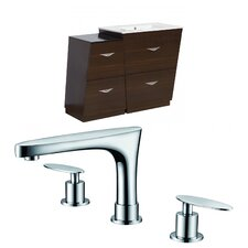 Vee 44 Single Bathroom Vanity Set by American Imaginations