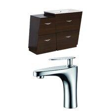 Vee 44 Single Bathroom Vanity Set by American Imaginations