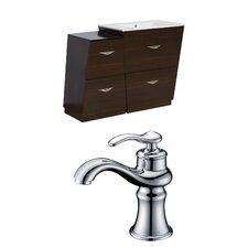 Vee 47.5 Single Bathroom Vanity Set by American Imaginations