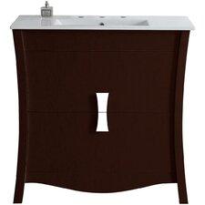 Bow 35 Bathroom Vanity Set by American Imaginations