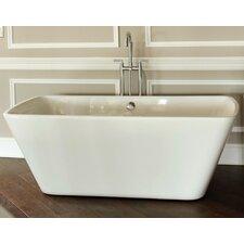 67 x 31 Soaking Bathtub by Signature Bath